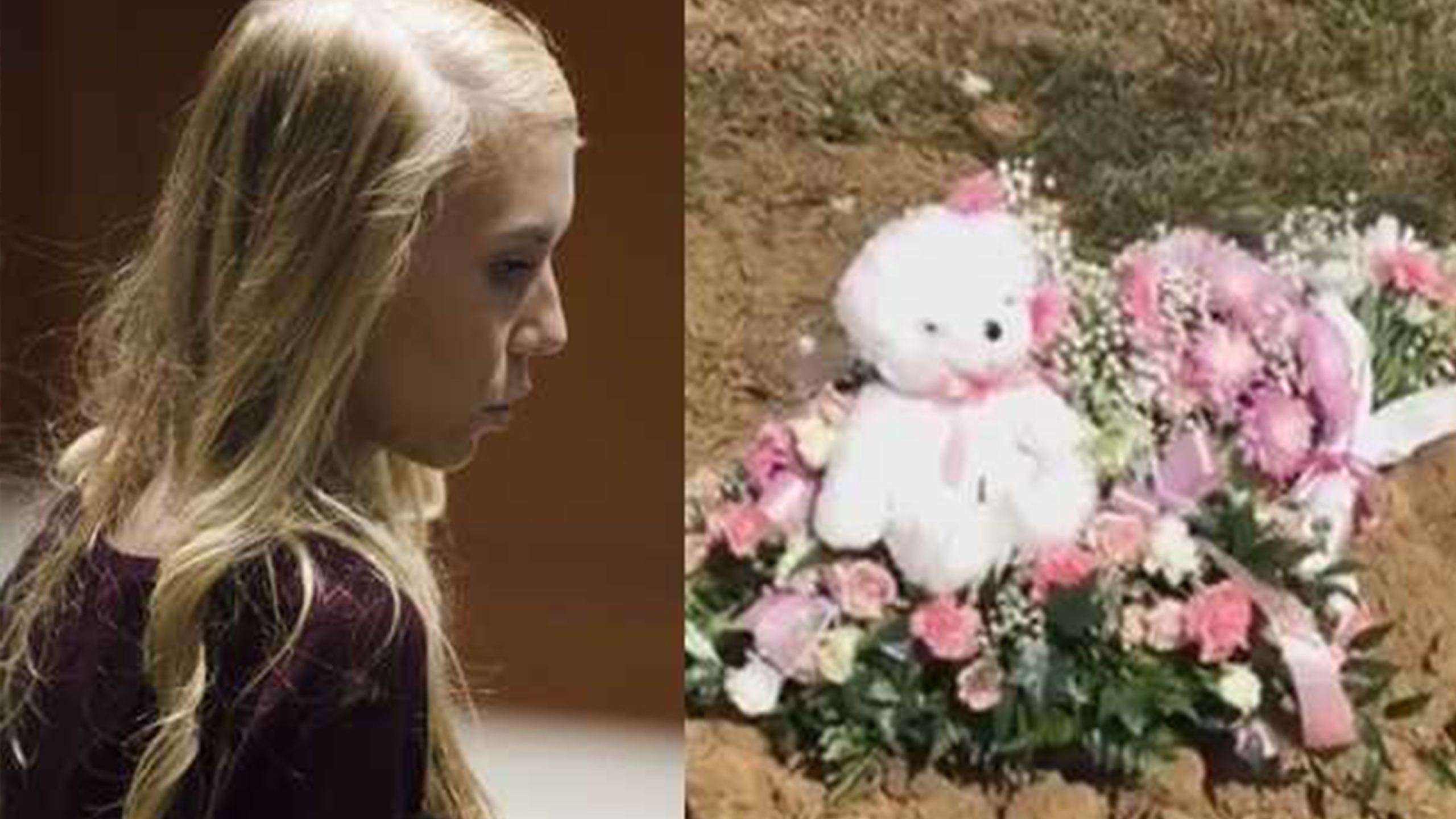 Skylar Richardson baby burial