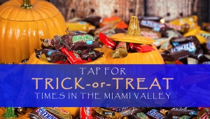 2019 TRICK OR TREAT TIMES