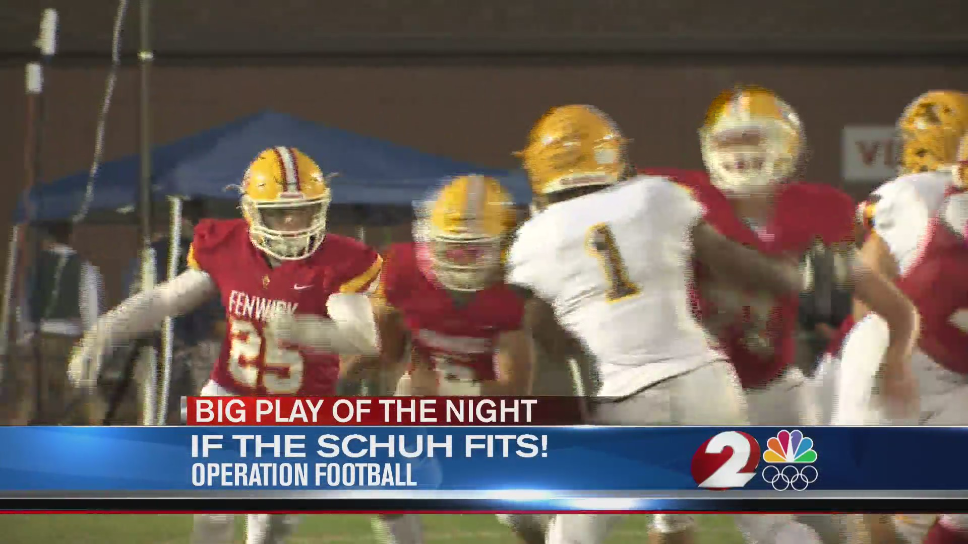 Operation Football Big Play of the Night Week 7: Alter at Fenwick
