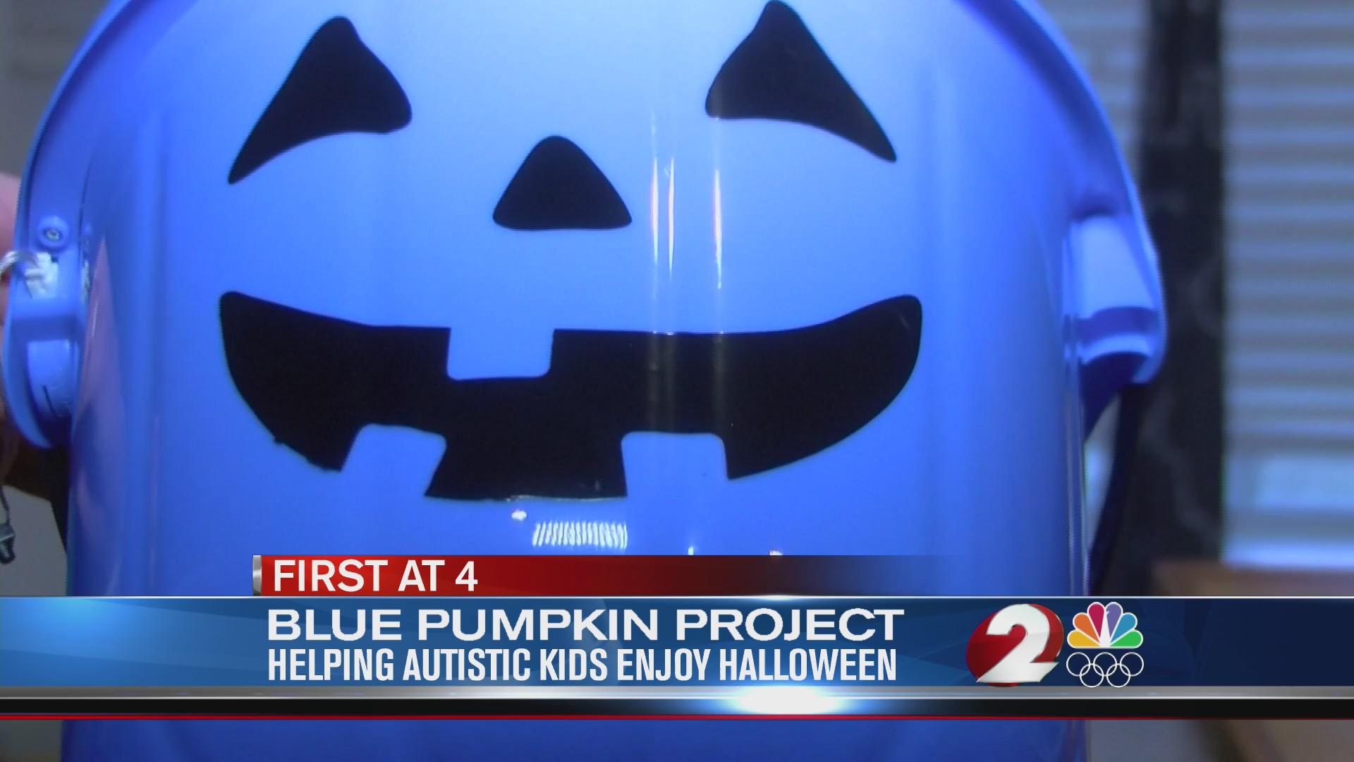 Blue pumpkin project