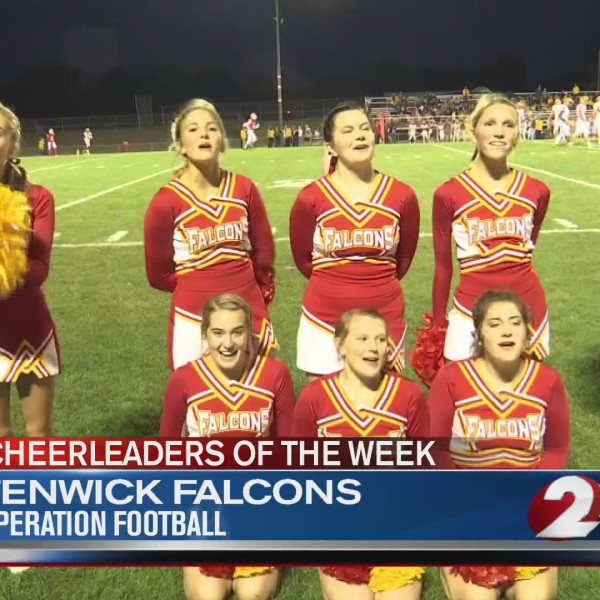 Fenwick Falcons Cheerleaders of the Week