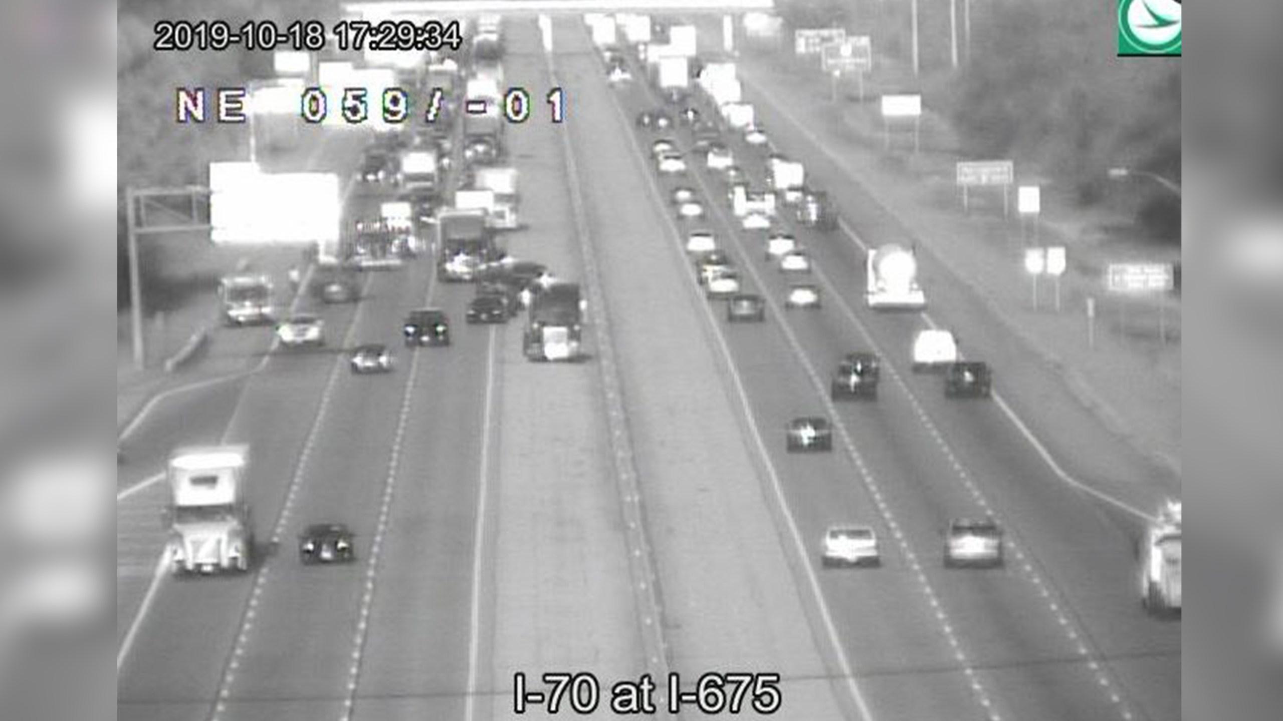 I-70 at 675
