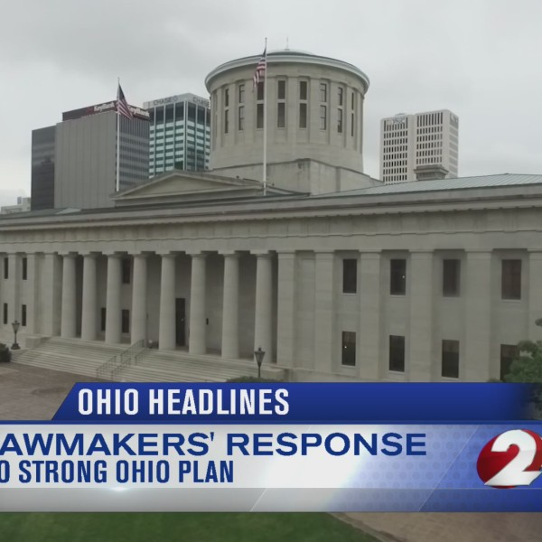 Lawmakers' response to STRONG Ohio plan