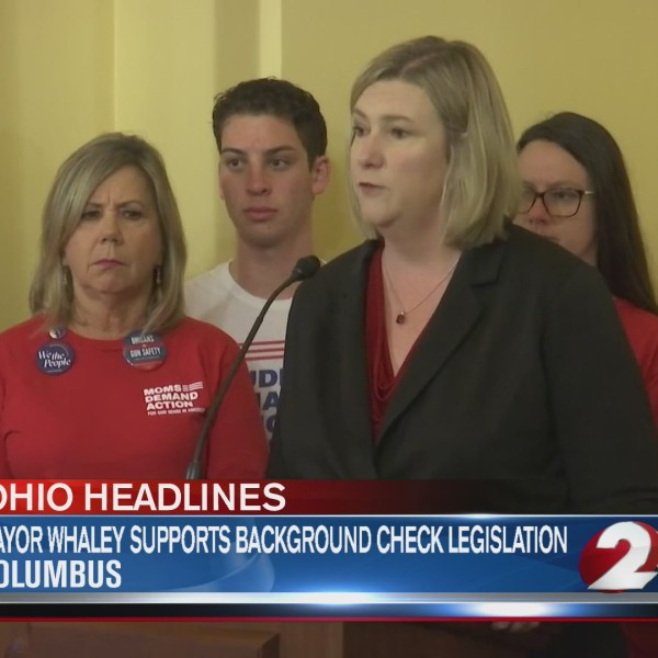 Mayor Whaley supports background check legislation