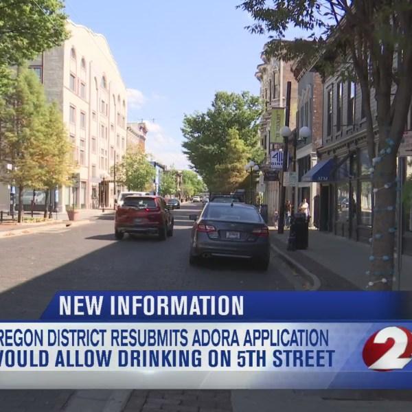 Oregon District resubmits Adora application
