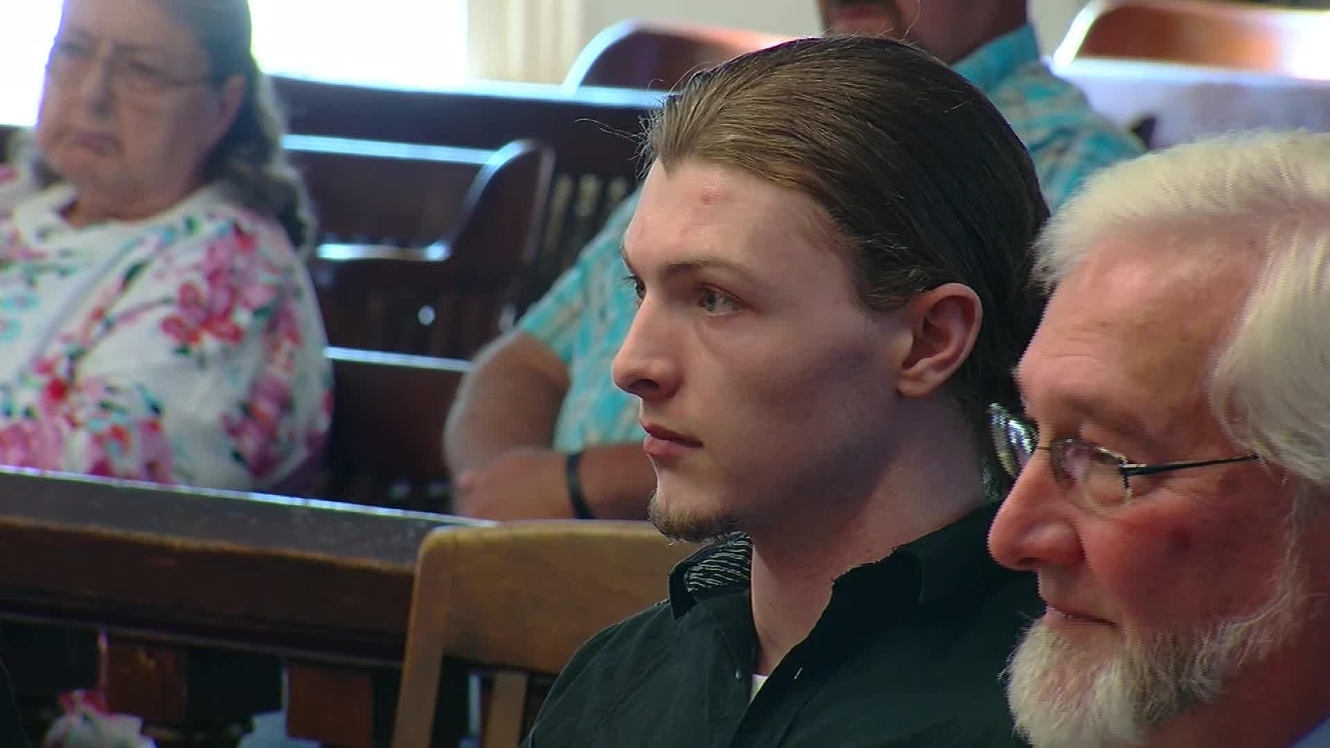 Pike Co massacre suspect appears in court