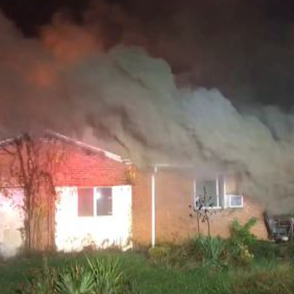 West Milton fire