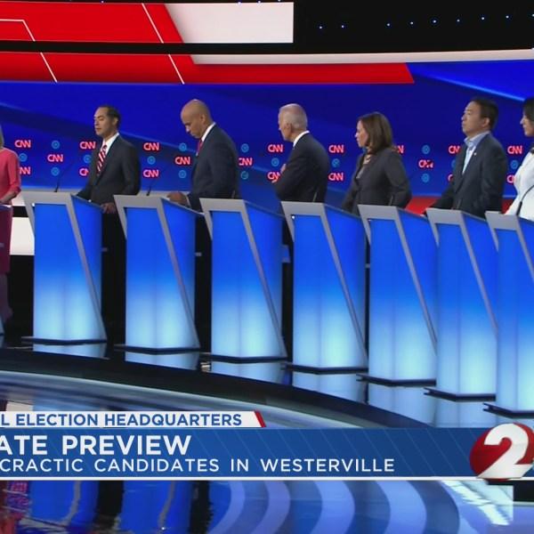 Westerville democratic debate preview
