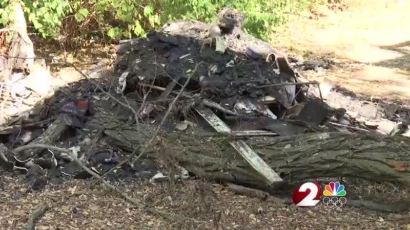 Remains found in Dayton garage