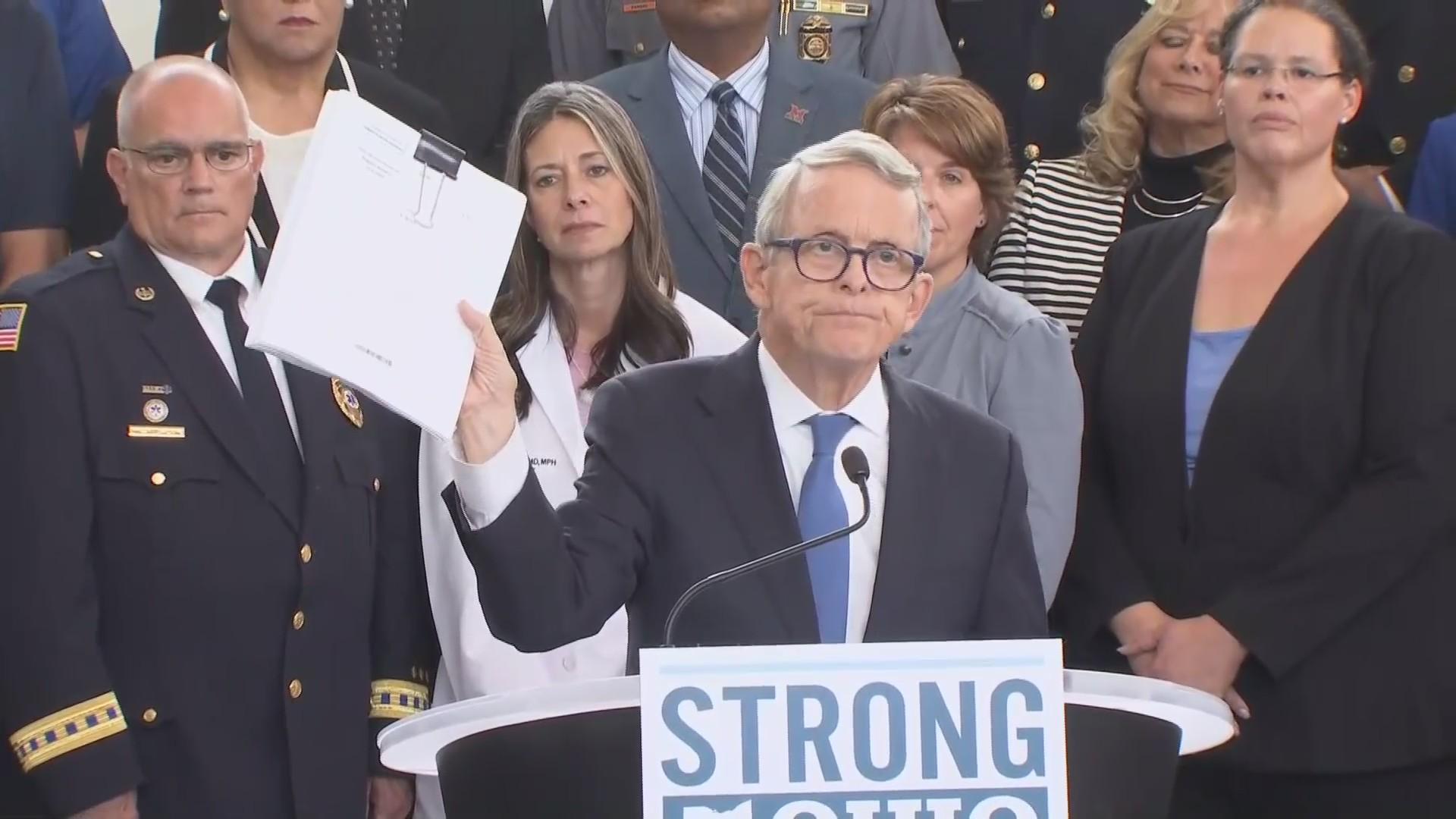 Strong Ohio Bill