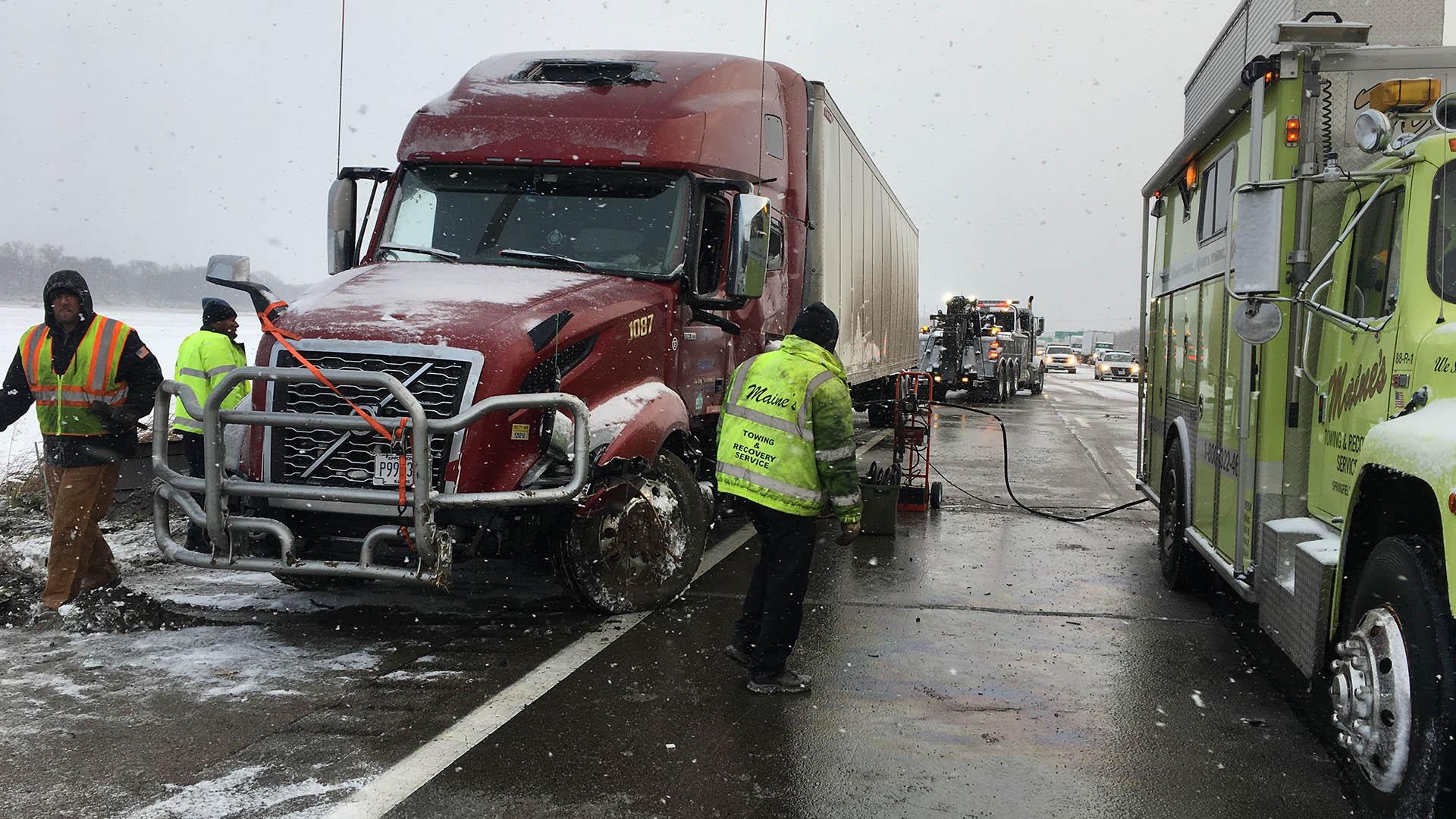 I-70 Fatal Crash