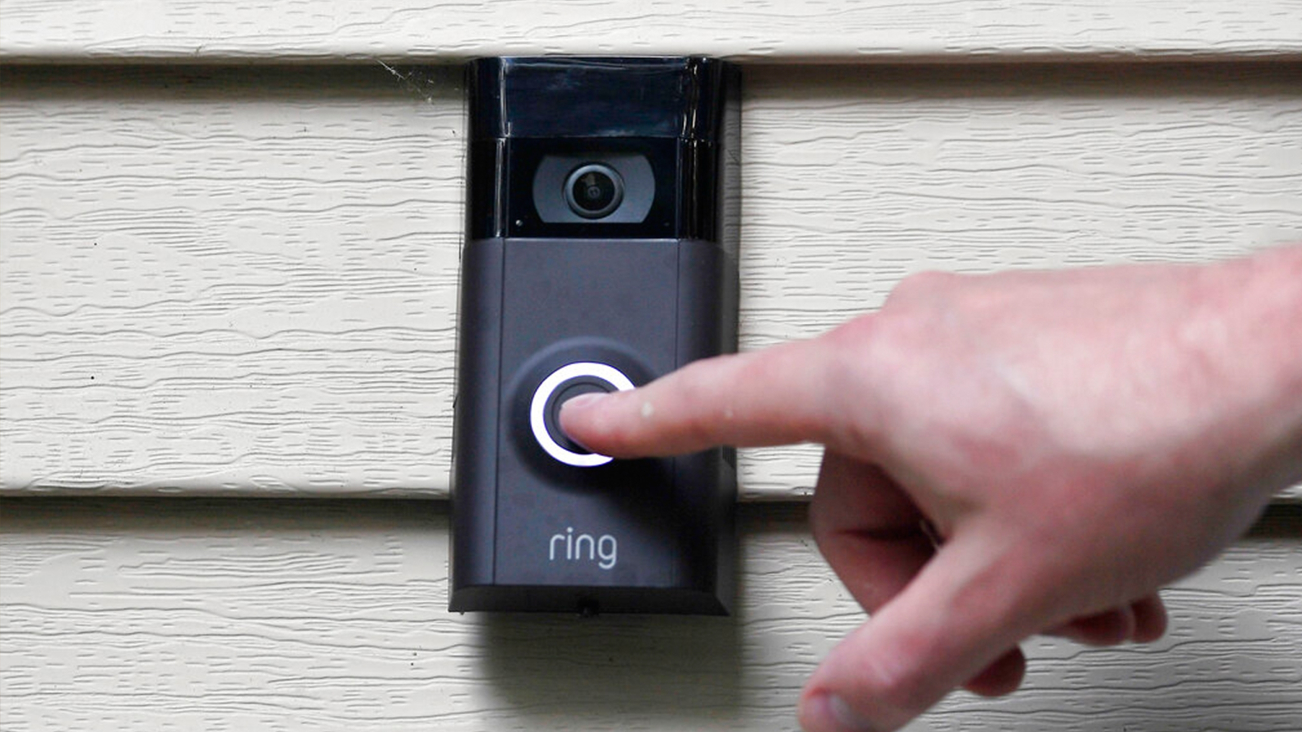 Amazon face scanning Ring cameras