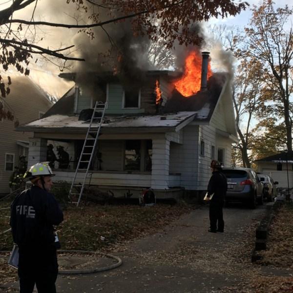 Ashwood Fire