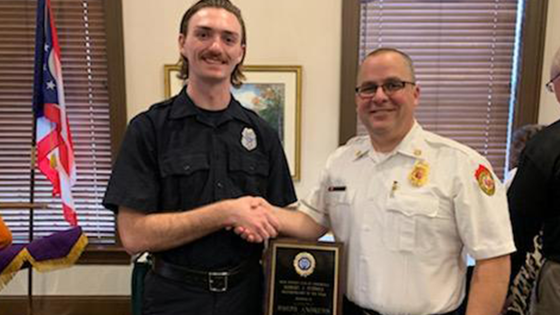Centerville FF of the Year