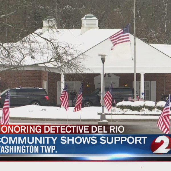 Community shows support in Washington Twp.