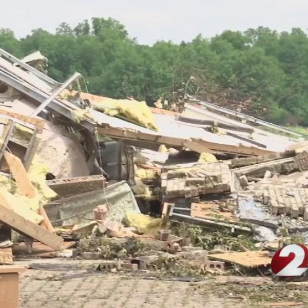 Displaced families make slow return to tornado-damaged neighborhoods