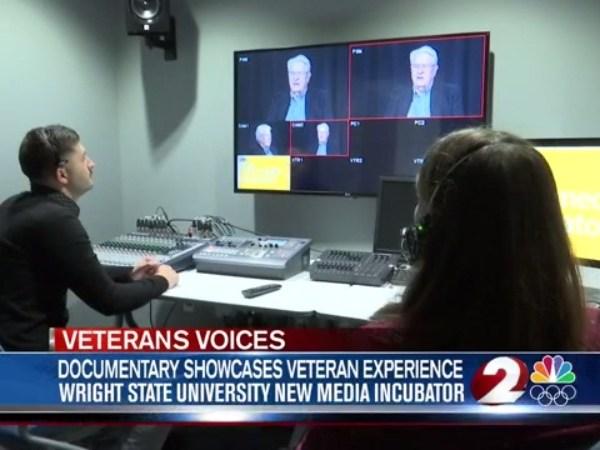 Documentary showcases veteran experience