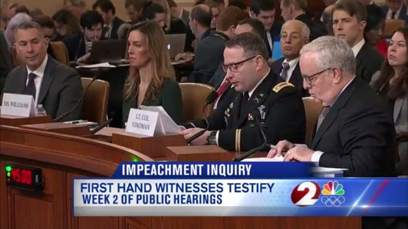 First hand witnesses testify