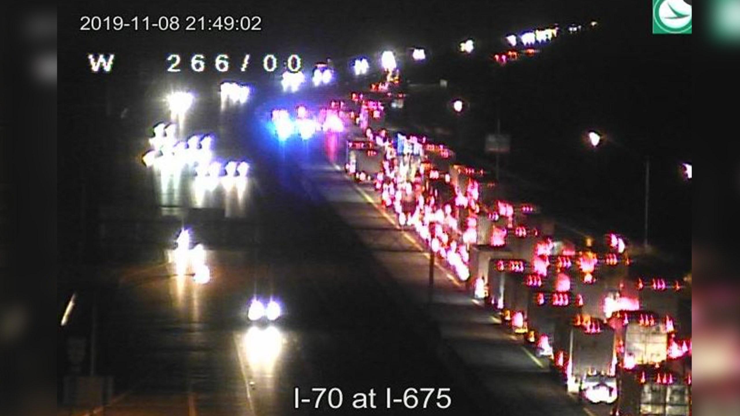 I-70 at I-675