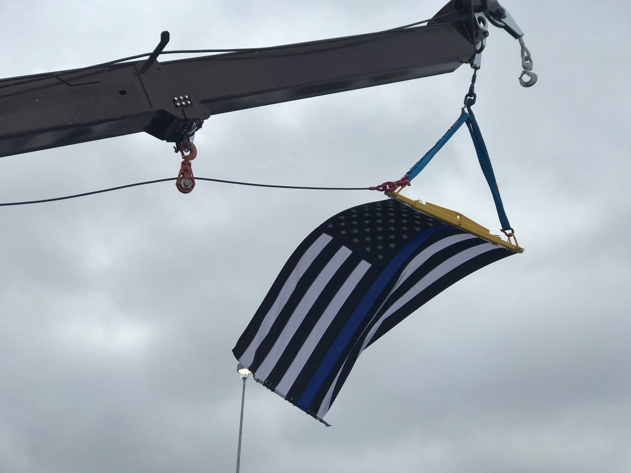 Law Enforcement Honors Det. Del Rio