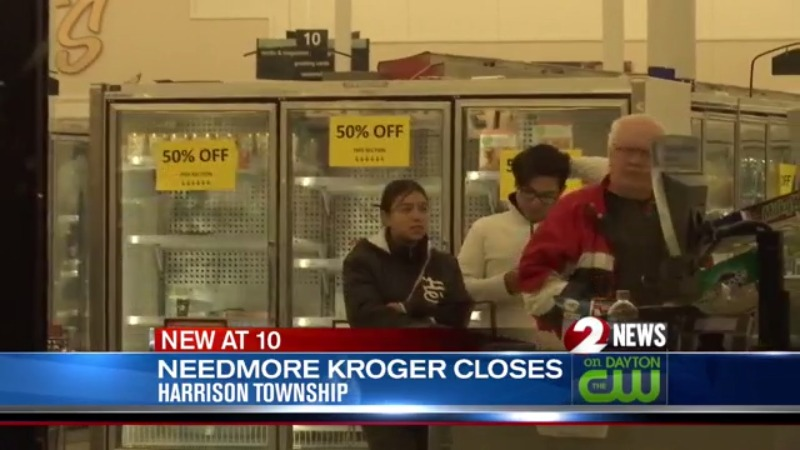 Kroger closure