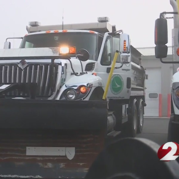 Rain stops ODOT from pretreating some Miami Valley roads