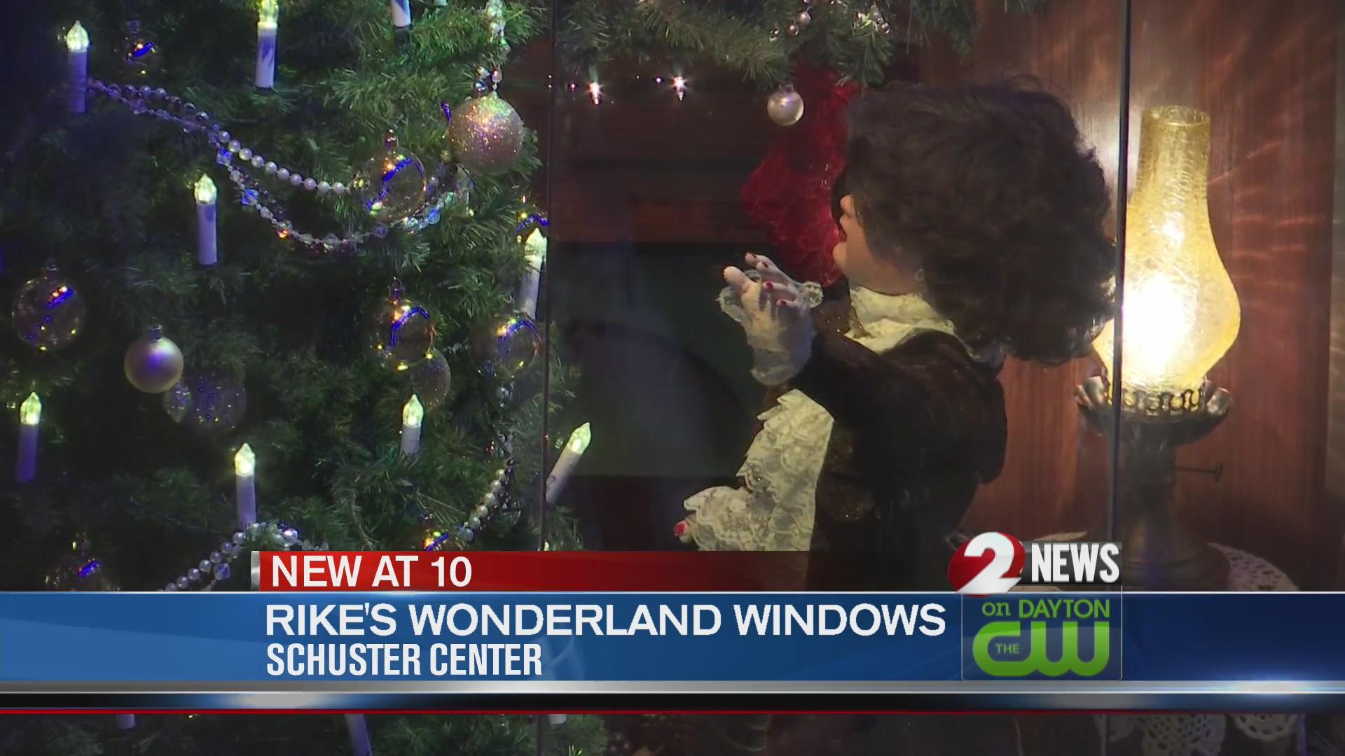Rike's Wonderland Windows