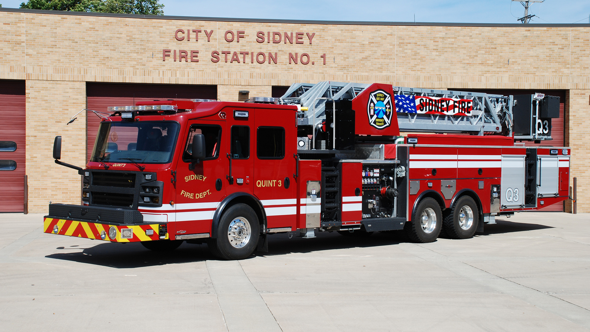Sidney Fire