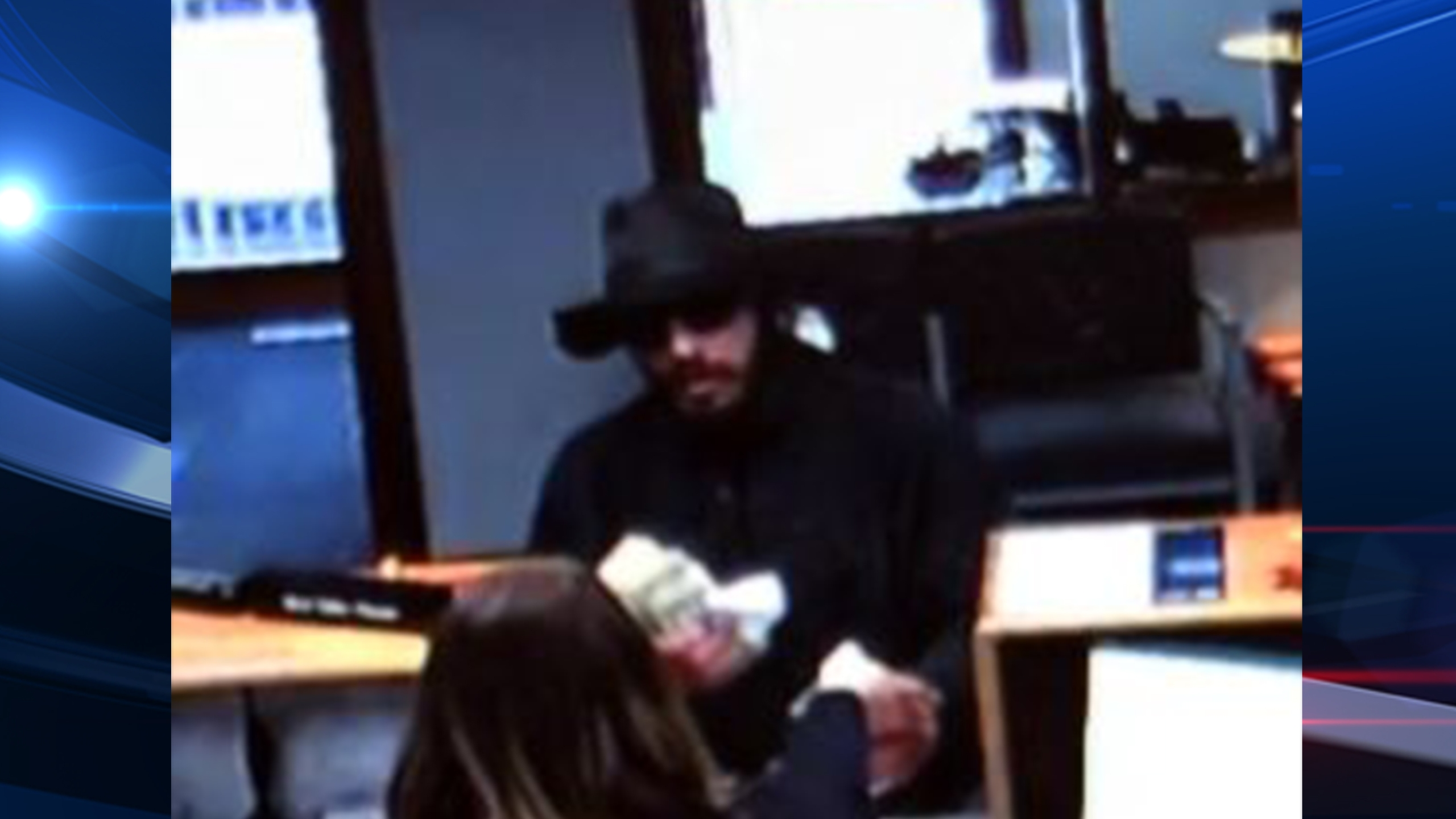 Springfield bank robbery