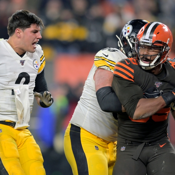 Steelers Browns Football