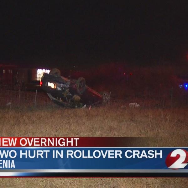 12-27 rollover crash