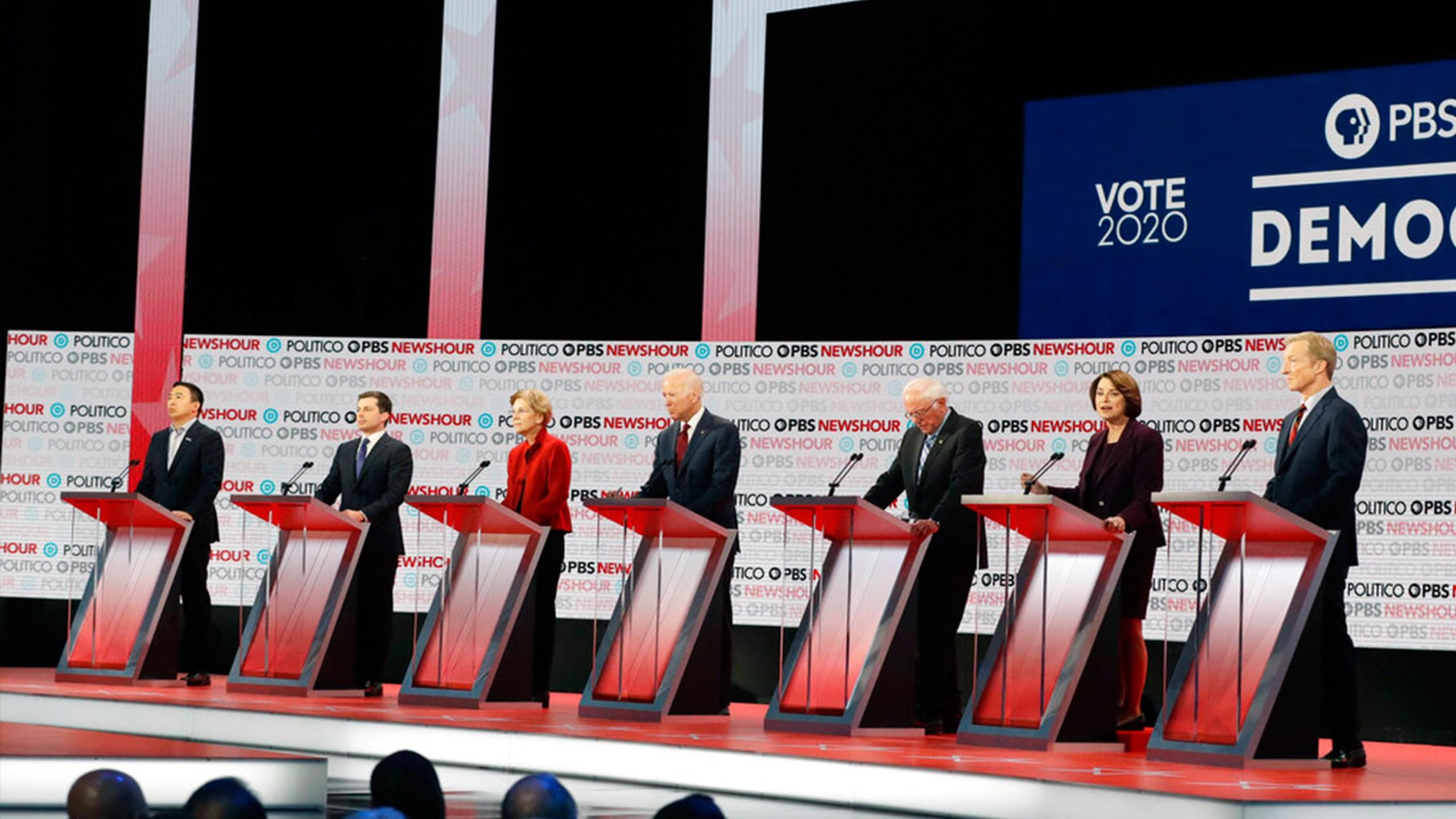 Dem debate1