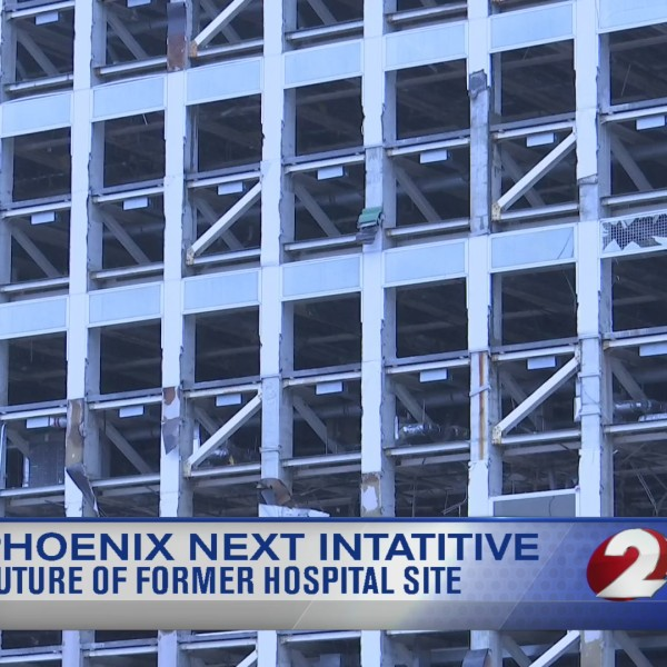 Future of former Good Samaritan Hospital site