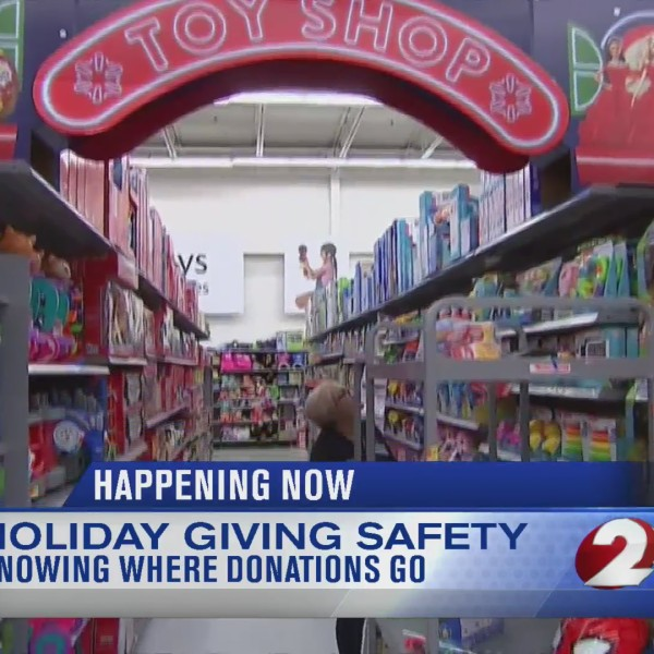 Holiday Giving Safety
