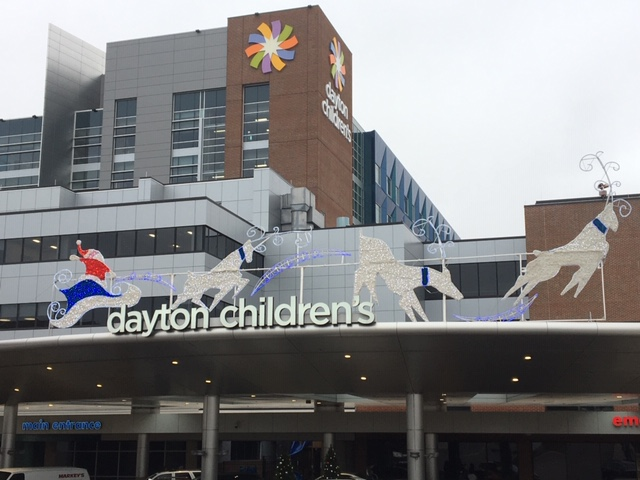 Dayton Children's Tree Lighting