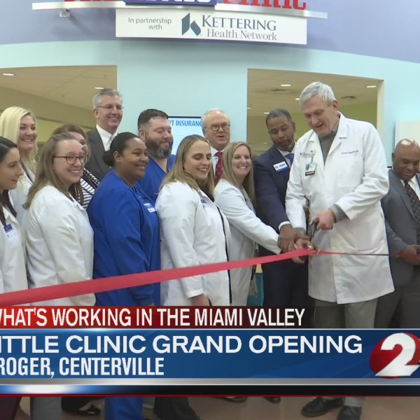 Little Clinic Grand opening