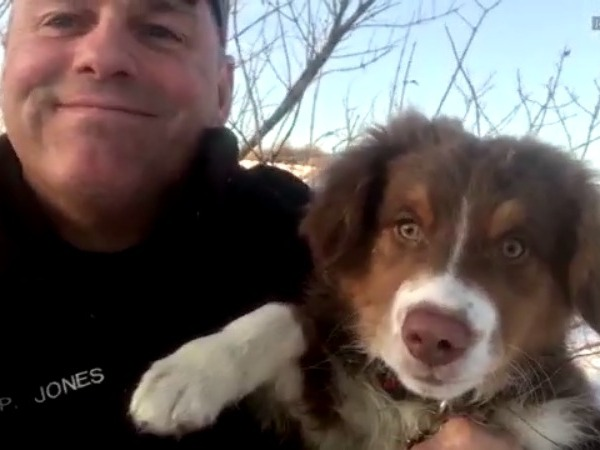 Trooper finds lost puppy