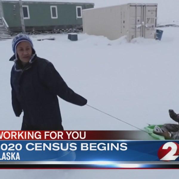 2020 census begins in Alaska