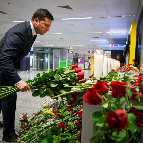 Ukraine Iran Plane Crash