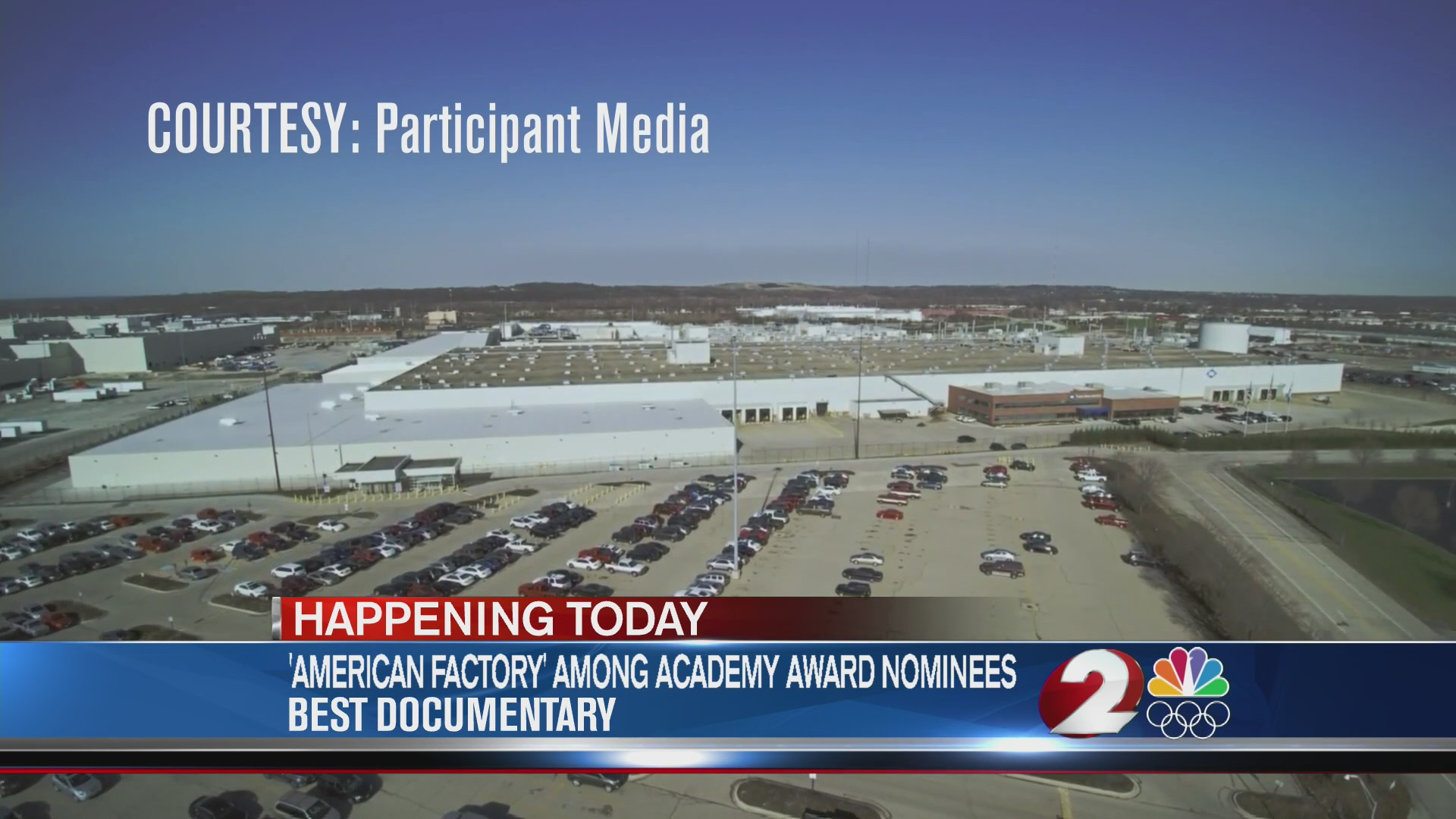 'American Factory' among award nominees
