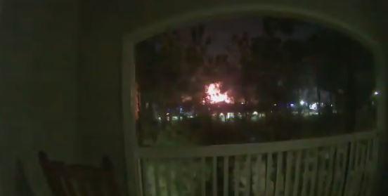 Houston Explosion