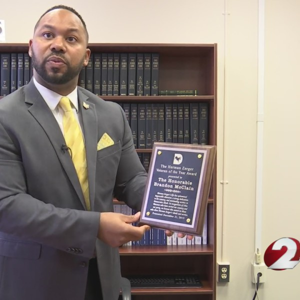 I Love Dayton: Montgomery Co. Recorder receives Veteran of the Year award