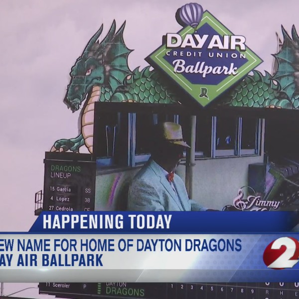 New name for home of Dayton Dragons
