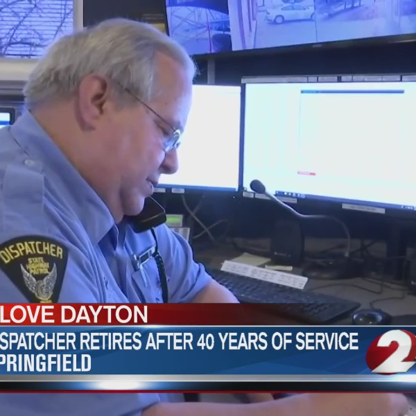 OSP dispatcher retires