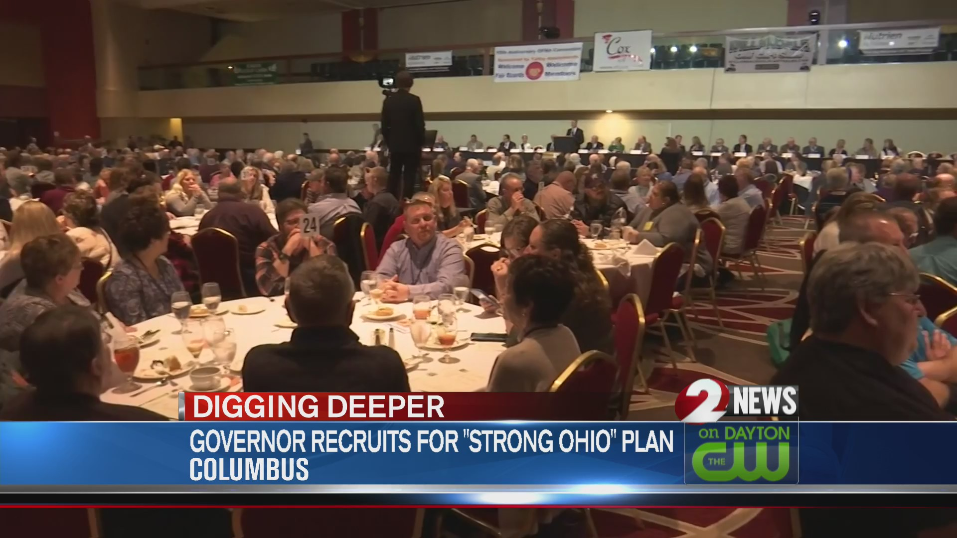 Strong Ohio plan
