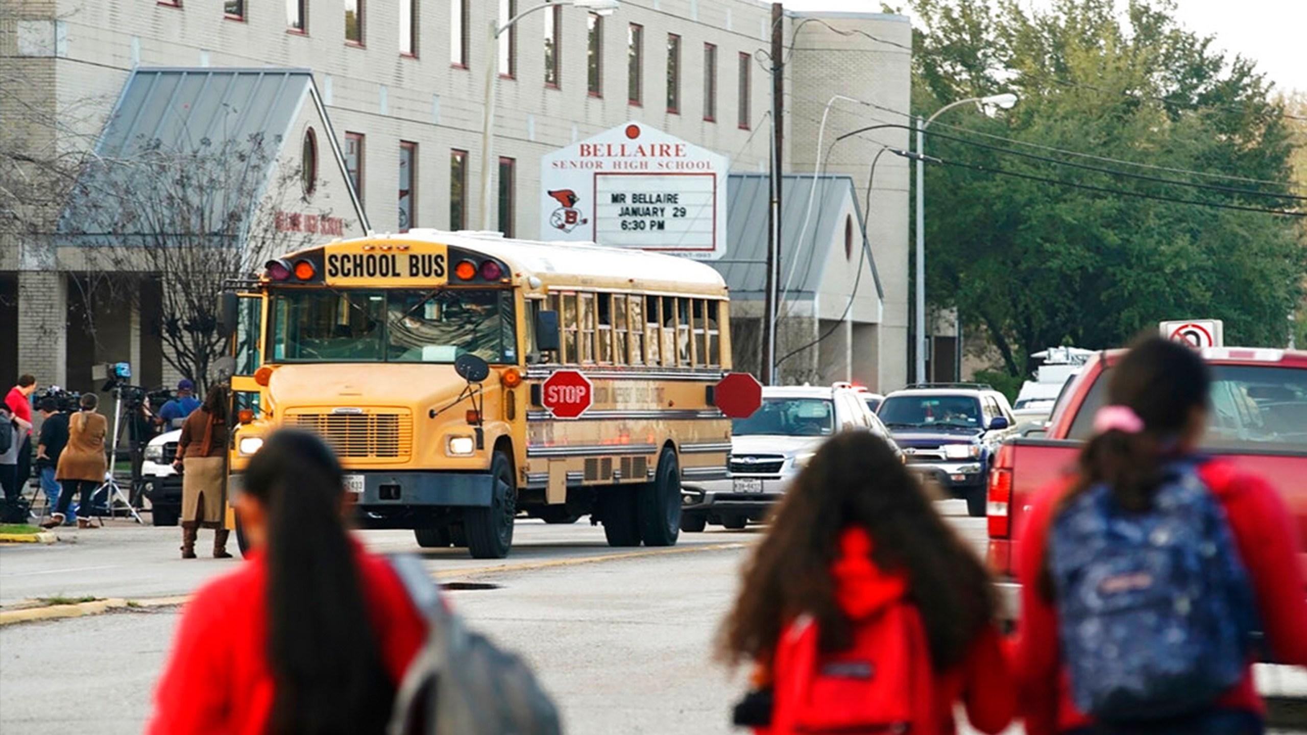Texas high school student fatally shot