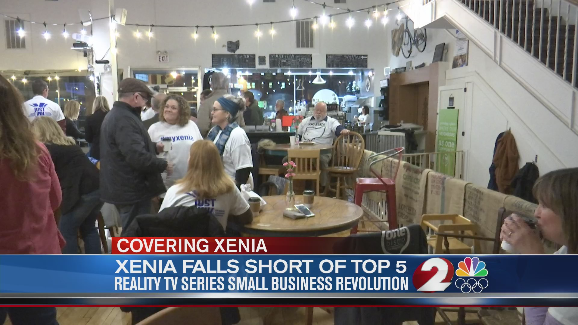 Xenia falls short of reality show Top 5