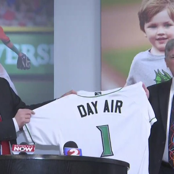 Day Air ballpark Announcement