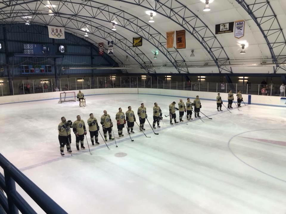 2-18 Dayton Firefighters Hockey Club