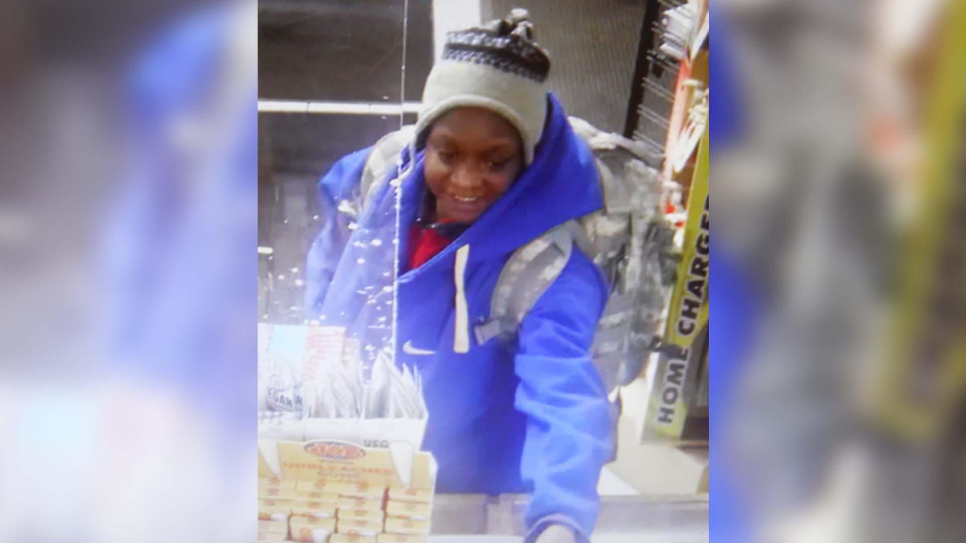 2-20 Dayton Knife Robbery Suspect